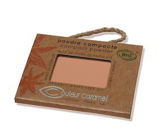 Orange Beige Compact Powder (111604)