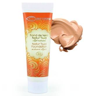 Nature'fluid Foundation Golden Beige (18414)